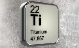 Element 22 Ti Titanium