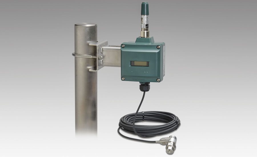 Wireless Vibration Sensor from Yokogawa Corp. of America