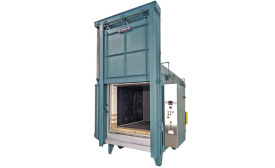 Grieve Inert-Atmosphere Tempering Furnace
