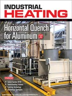 Industrial Heating January 2017 Cover