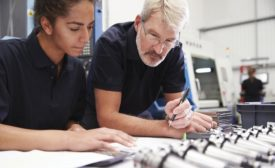 Thermal-processing industry employee and mentor