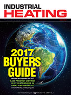 Industrial Heating July 2017 Cover