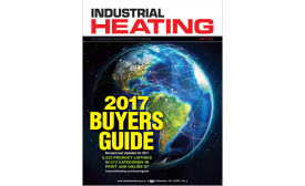 Industrial Heating 2017 Buyers Guide Cover