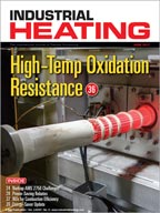 Industrial Heating June 2017 Cover