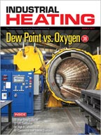 Industrial Heating March 2017 Cover