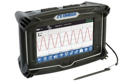 Omega Engineering portable data logger