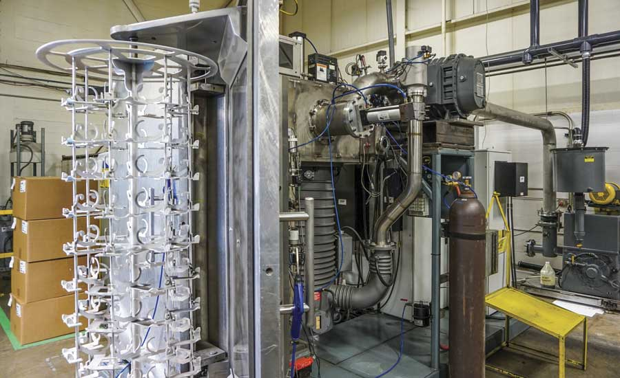 Physical Vapor Deposition and Vacuum Metalizing