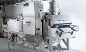 CRYOFLEX tunnel freezer