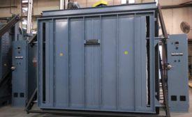 Thermcraft Inc. Box Chamber Furnace