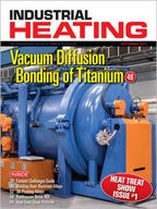 Industrial Heating September 2017 Cover