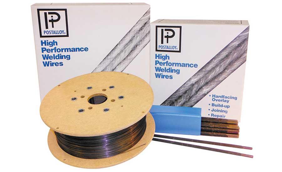 Vanadium-Tungsten Carbide Hardfacing Welding Alloy from Postle