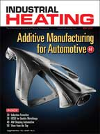 Industrial Heating May 2018 Cover