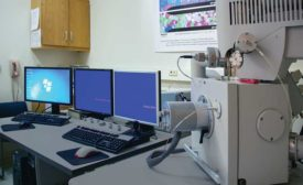 EBSD Microscope Located in Carnegie Mellon University