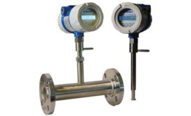 Fox Thermal Instruments Fox Model FT4X Thermal Mass Flow Meter