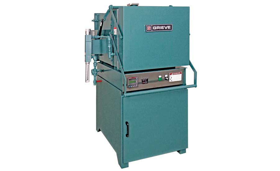 Inert-Atmosphere Bench Furnace