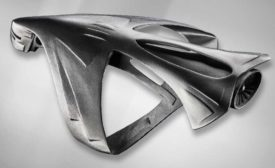 3D Printed Automotive Component