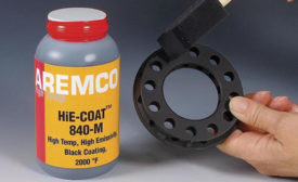 Aremco high-temperature coating