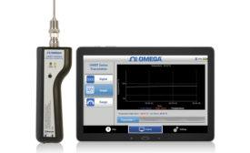 Omega Engineering handheld wireless transmitter