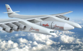 Stratolaunch, the largest plane in the world