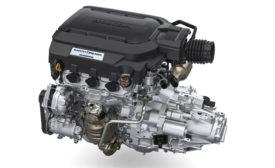 "V-6 Earth Dreams Technologyâ""¢ engines"