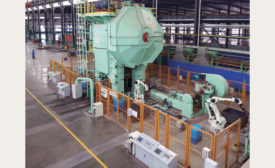 Inside look at automation in die-forging industry