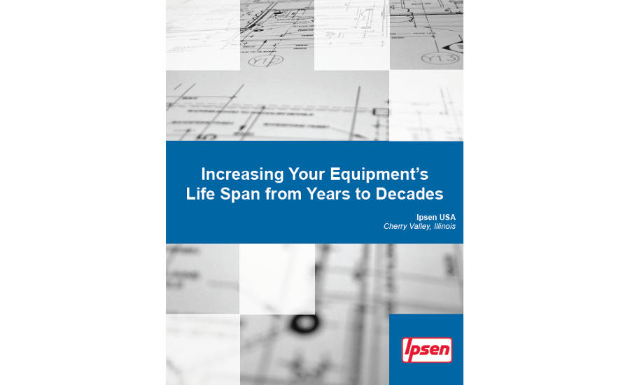 Increasing Your Equipment's Life Span from Years to Decades