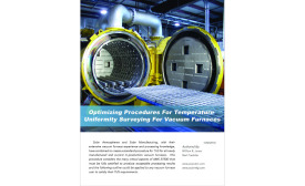 White Paper, Optimizing Procedures For Temperature Uniformity Surveying For Vacuum Furnaces