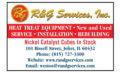 R&G Services, Inc. Aftermarket Services