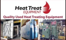 Quality Used Heat Treating Equipment