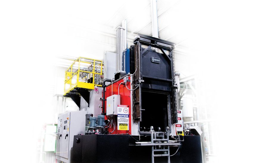 ATLAS Atmosphere Furnace