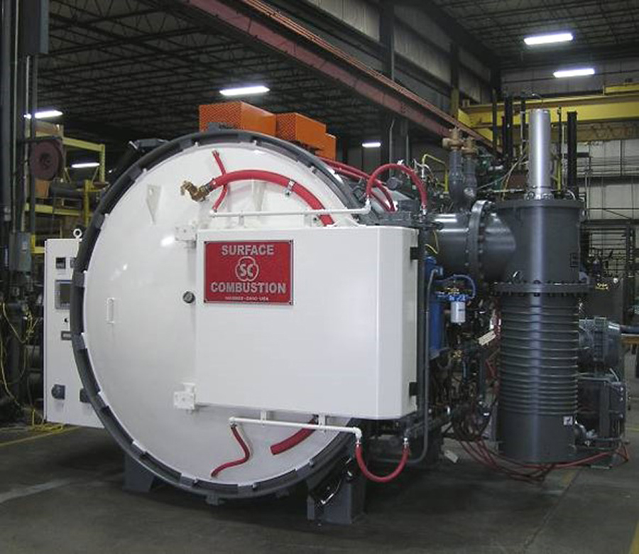 Surface® Combustion Family of Vacuum Furnaces
