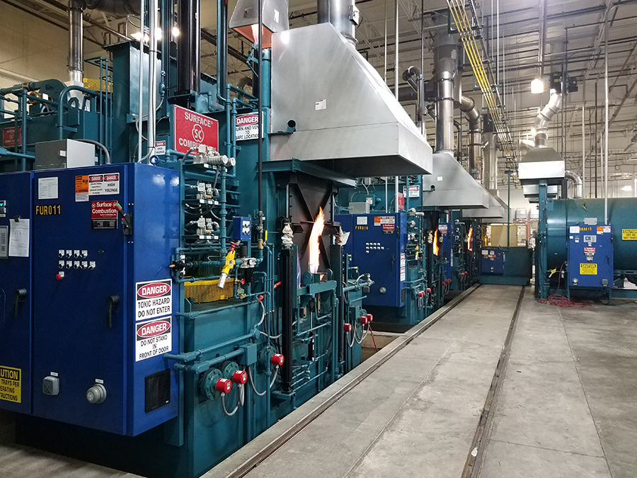Allcase® Batch Integral Quench Furnaces