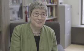 Liz Holm, Materials Science and Engineering Professor, Carnegie Mellon University